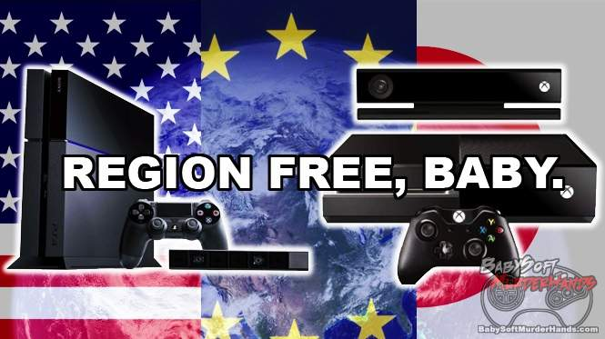 Region Free Consoles Will Benefit Japanfans