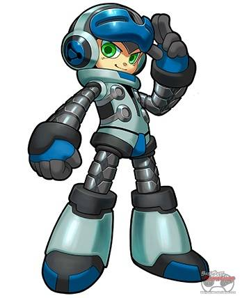 beck mighty no 9