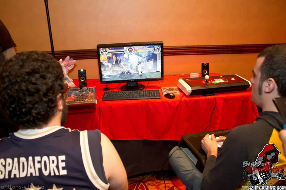 Saboten Con gaming tournaments