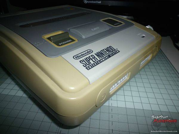 how to fix yellow snes
