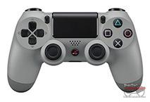 DualShock 4 Wireless Controller for PlayStation 4 20th Anniversary Edition