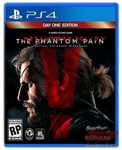 Metal Gear Solid V: The Phantom Pain black friday cyber monday