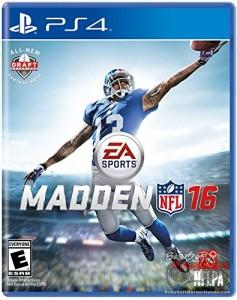 Madden NFL 16 Black Friday Sale