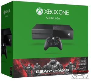 Xbox One 500GB Console - Gears of War: Ultimate Edition Bundle Black Friday Sale