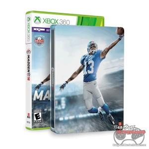 Madden NFL 16 & SteelBook (Amazon Exclusive)