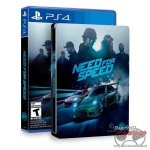 Need for Speed & SteelBook (Amazon Exclusive)