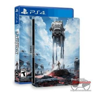 Star Wars: Battlefront & SteelBook (Amazon Exclusive)