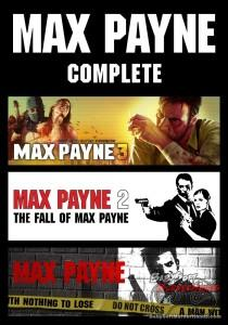Max Payne Complete Pack Cyber Monday Black Friday