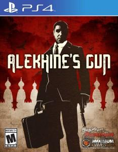 Alekhine's Gun CYBER MONDAY BLACK FRIDAY