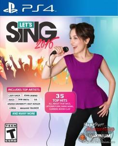 Let's Sing 2016 Black Friday Cyber Monday