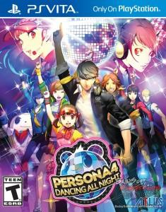 Persona 4: Dancing All Night - Standard Edition Edition