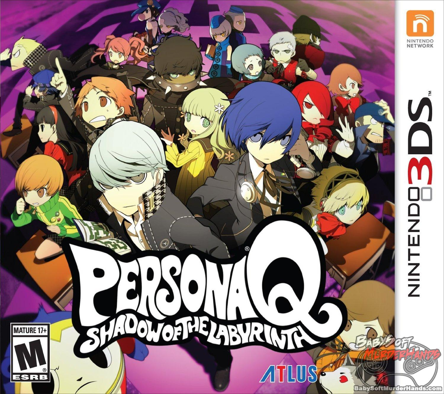BLACK FRIDAY GAMING LIGHTNING DEALS LIMITED TIME!! Persona Q ...