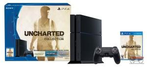 PlayStation 4 500GB Console - Uncharted: The Nathan Drake Collection Bundle (Physical Disc) CYBER MONDAY