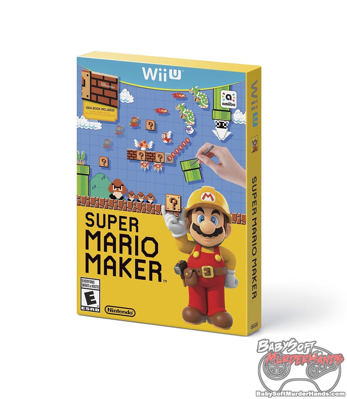 Squishy Super Mario Maker : BLACK FRIDAY GAMING DEALS: Lightning Nintendo Deals New Nintendo 3DS XL, Super Mario Maker ...