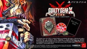 Guilty Gear Xrd SIGN Limited Edition PlayStation 4 Video Games