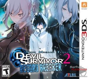 Shin Megami Tensei: Devil Survivor 2 Record Breaker CYBER MONDAY BLACK FRIDAY