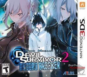 Shin Megami Tensei: Devil Survivor 2 Record Breaker CYBER MONDAY BLACK FRIDAY