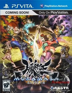 Muramasa Rebirth PlayStation Vita