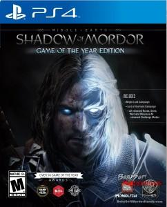 Middle Earth: Shadow of Mordor Game of the Year Cyber Monday