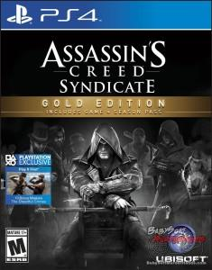 Assassin's Creed Syndicate - Gold Edition black friday cyber monday