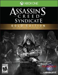 Assassin's Creed Syndicate - Gold Edition Black Friday Sale