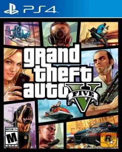 Grand Theft Auto V Black Friday Cyber Monday