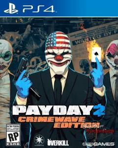 Payday 2 Crimewave Cyber Monday Black Friday