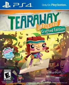 Tearaway Unfolded CYBER MONDAY