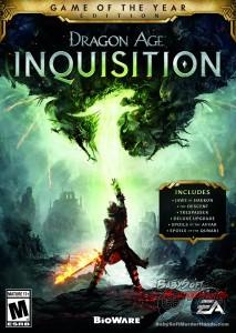 Dragon Age: Inquistion - Game of the Year Edition