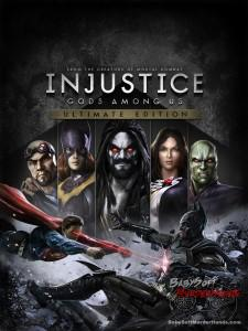 Injustice: Gods Among Us Ultimate Edition Black Friday Cyber monday