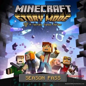 Minecraft Story Mode Season Pass