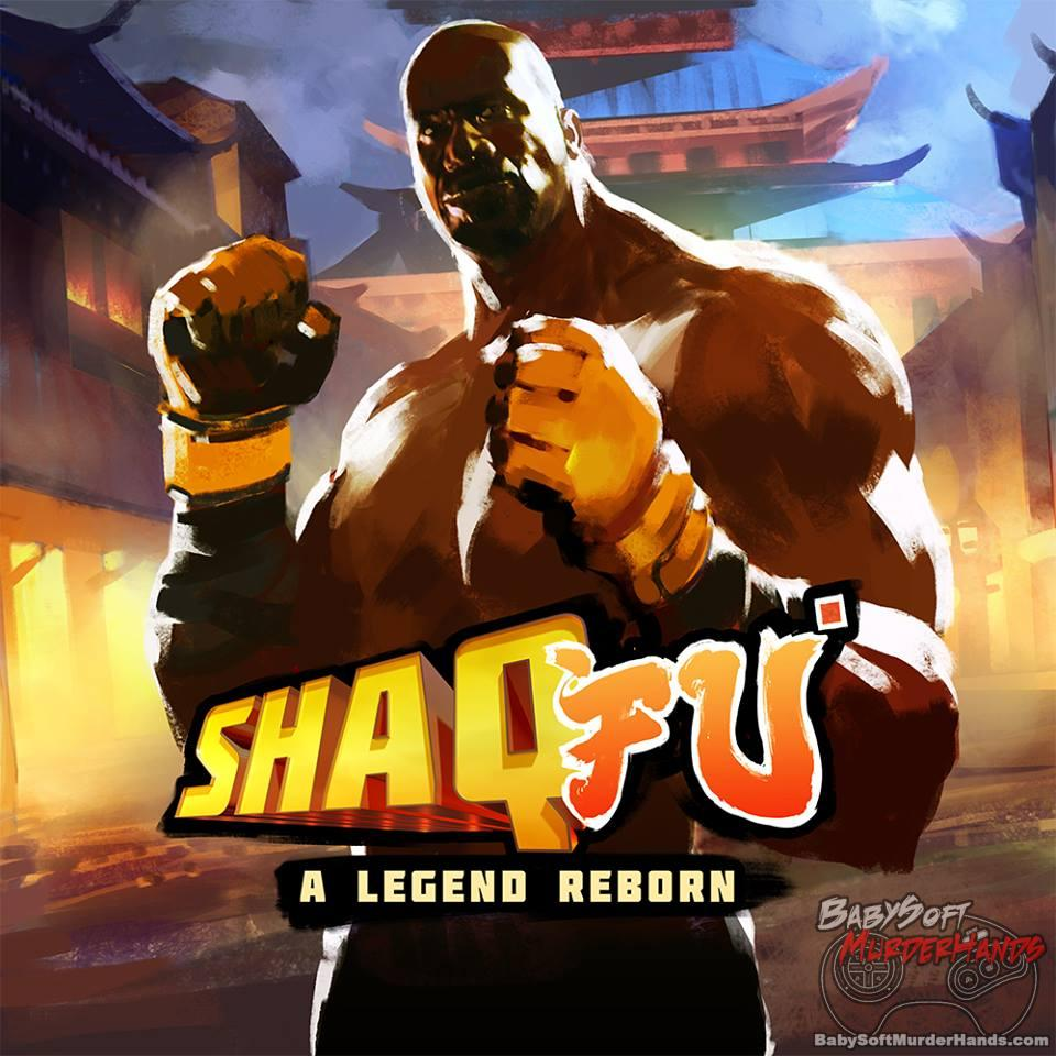shaq fu 2 a legend reborn