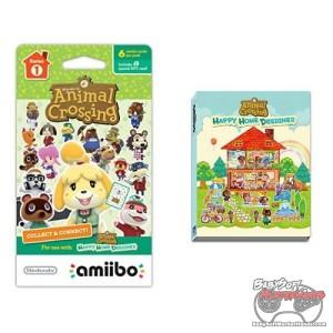 Animal Crossing Amiibo Cards and Folio
