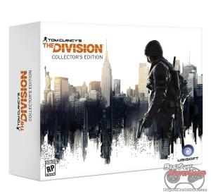 Tom Clancy's The Division Collector's Edition Amazon Prime
