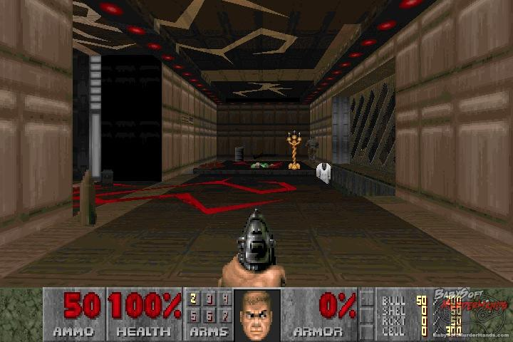 john romero doom level copy