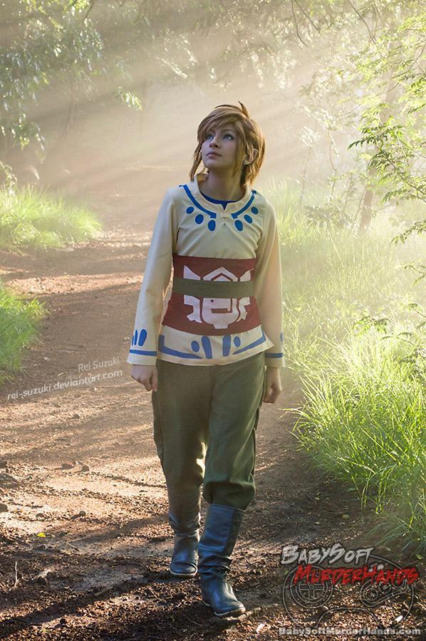 Rei Suzuki (Rei Suzuki) Link (The Legend of Zelda: Skyward Sword) of The Legend Of Zelda Sky Ward Sword