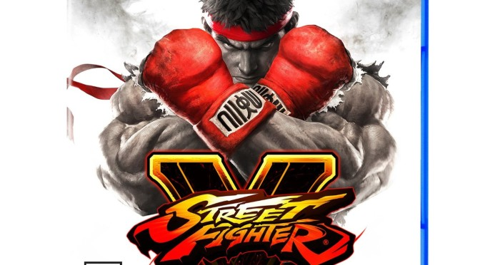 Street Fighter V: Collector's Edition, 20% OFF on Amazon