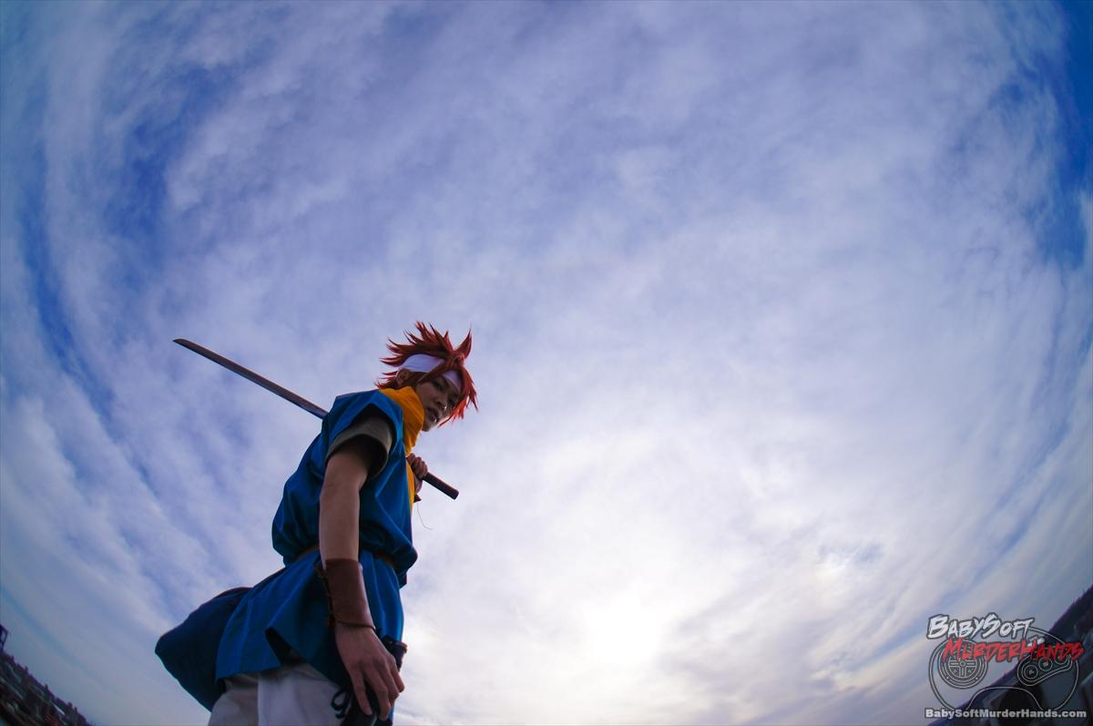 atsurou (篤郎) Crono of CHRONO TRIGGER Cosplay