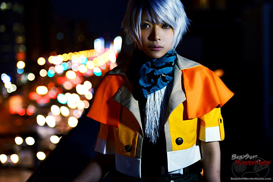 Land Hope Estheim of FINAL FANTASY XIII cosplay