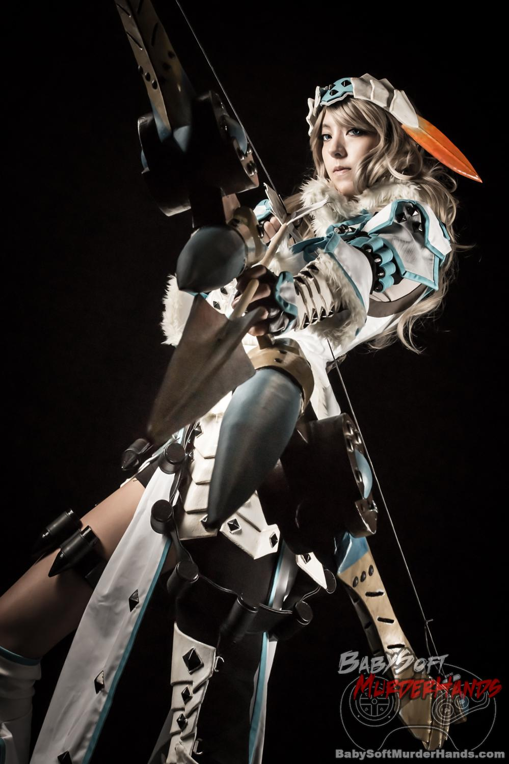 mari* Barioth X of Monster Hunter Cosplay
