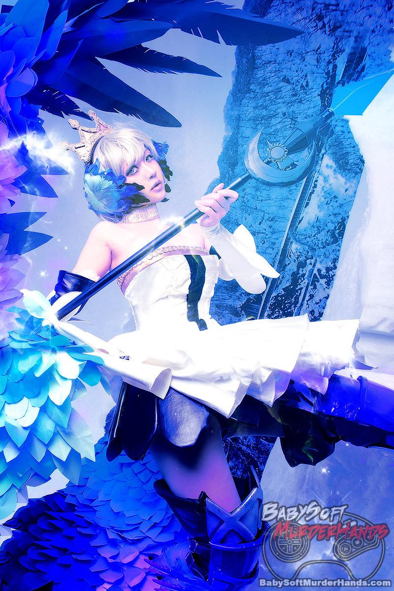Lethe  Gwendoline  of Odin Sphere Cosplay