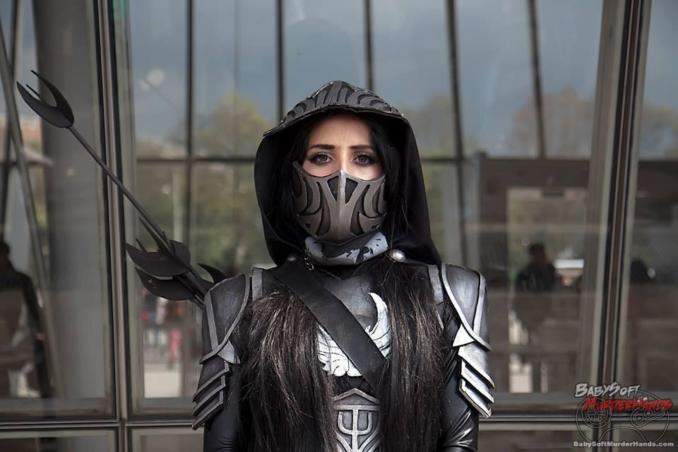 VANESA CARO   Karliah The Elder Scrolls V: Skyrim Cosplay