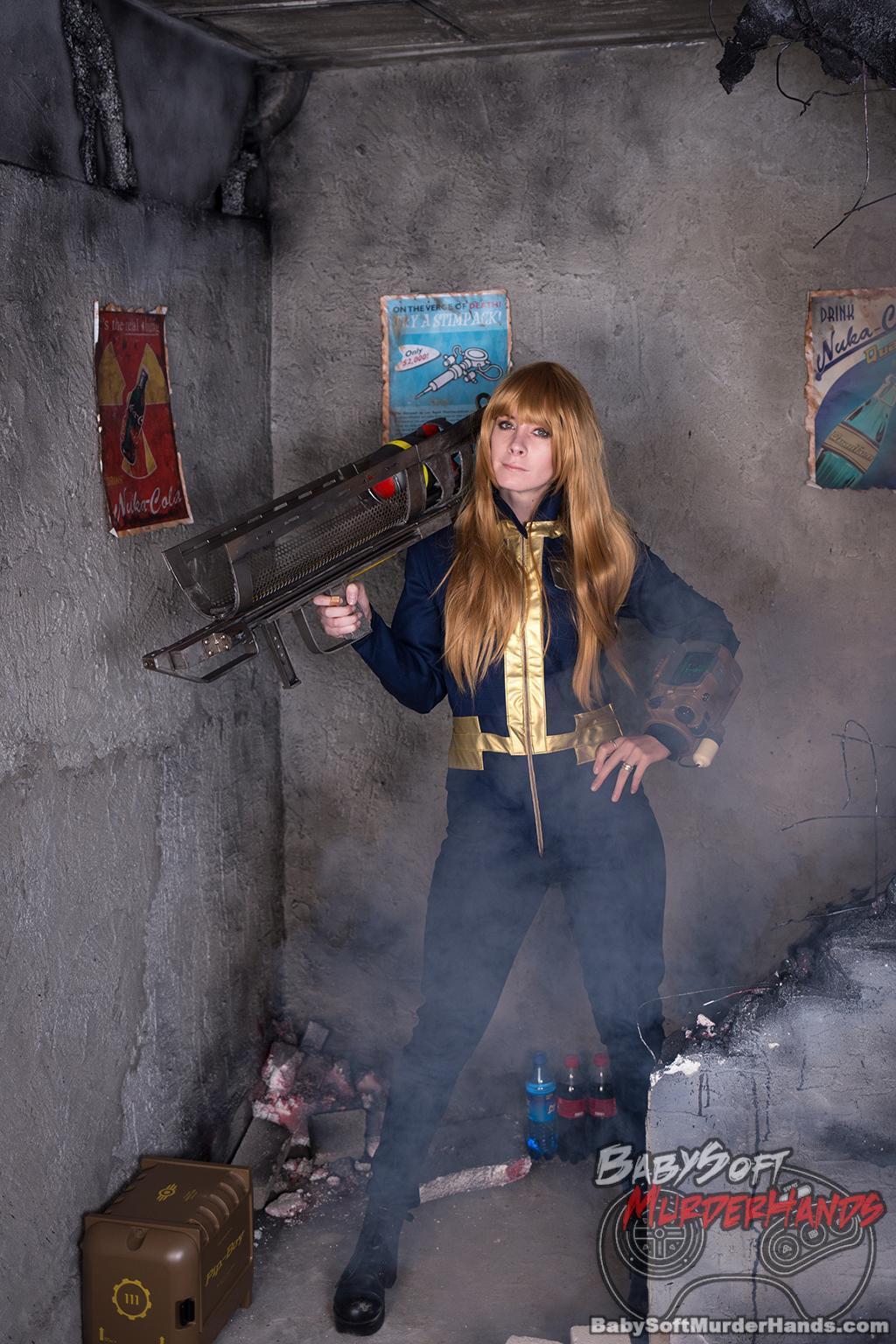 Danielle (Danielle 대니엘)  Fallout Cosplay