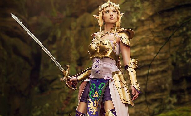 Awesome Gaming Cosplay: The Legend of Zelda Edition