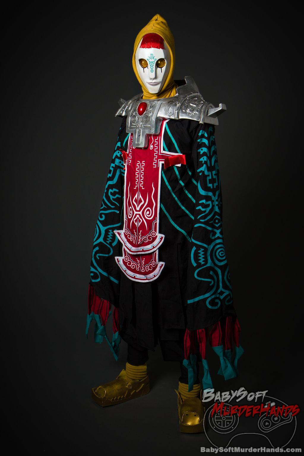 Cyclone X (Xke) Zant of The Legend of Zelda: Twilight Princess Cosplay