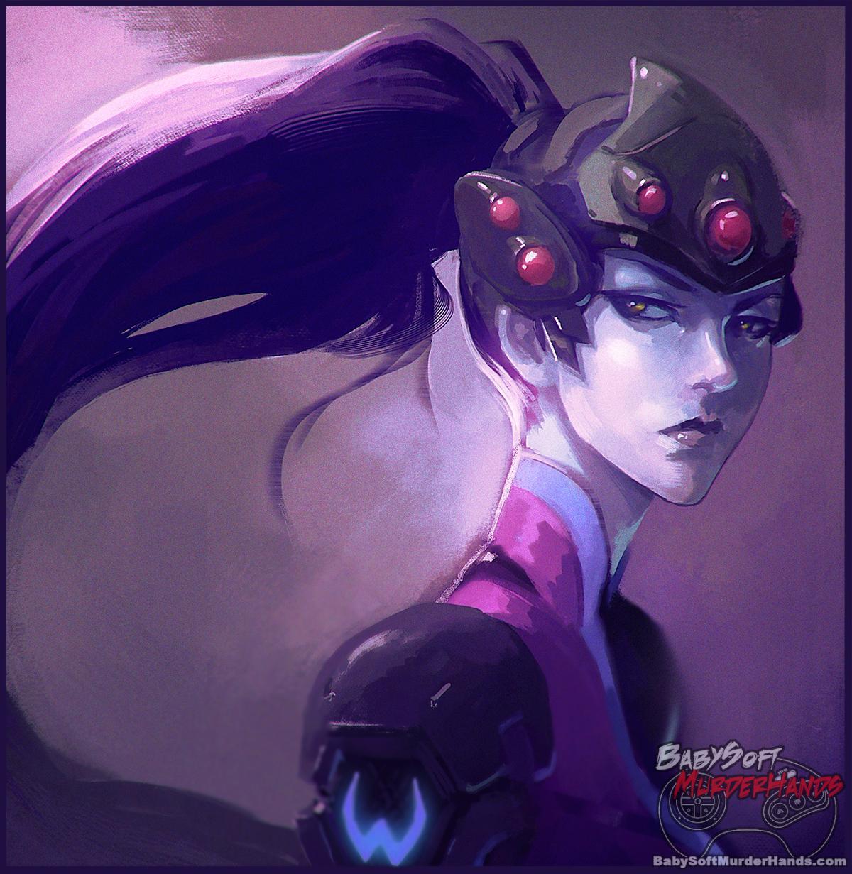 Widowmaker | ne0shin [pixiv] http://www.pixiv.net/member_illust.php?mode=medium&illust_id=52221173 Fan art
