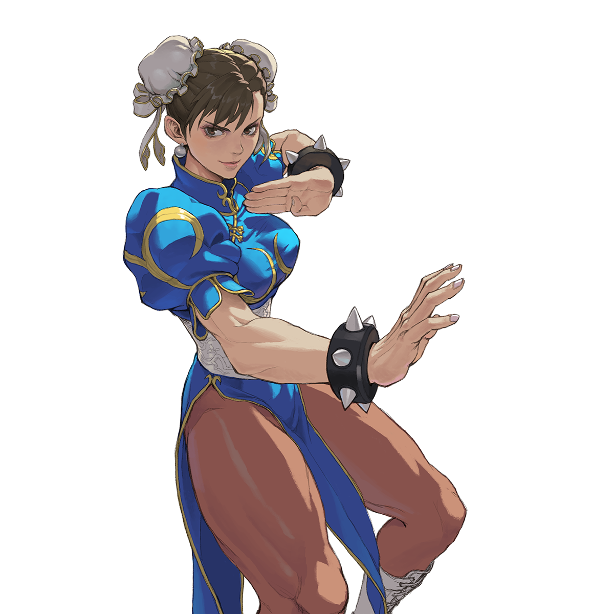 Chunli loped fan art