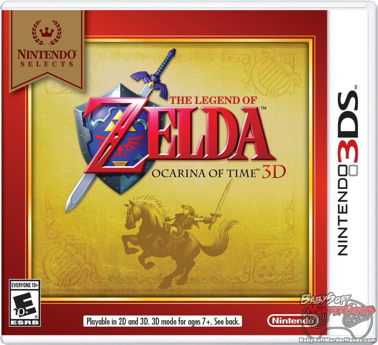 Nintendo Selects Cheap 3DS Games