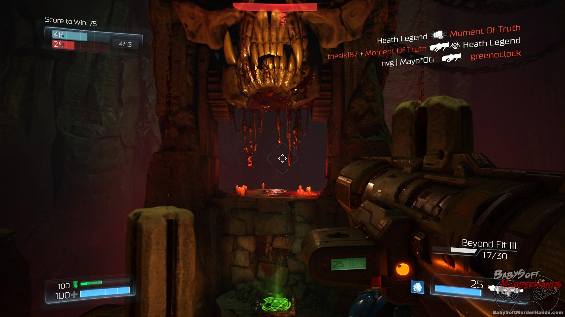 hell Doom Beta Screenshot