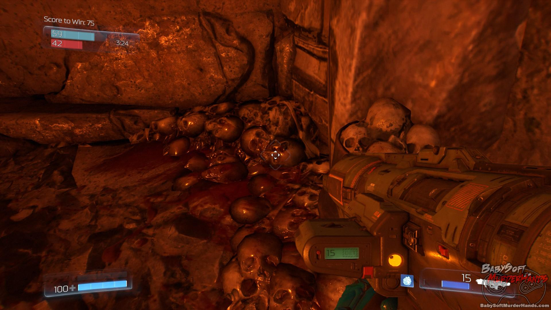graphics Doom Beta Screenshot